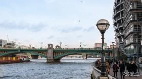 Bankside & Southwark Bridge