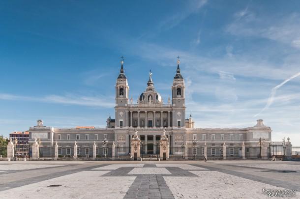 Kathedrale von Madrid