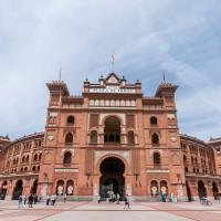 Stierkamparena Las Ventas