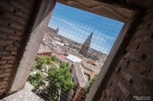 Toledo von oben