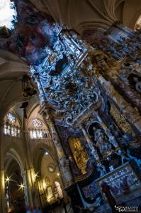 In der Kathedrale Santa María
