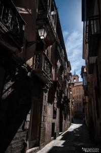 Gasse in Toledo